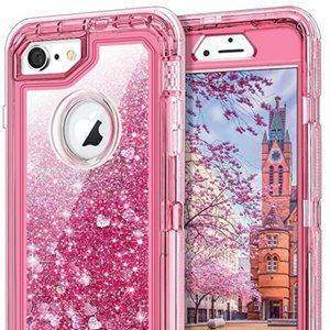 iPhone 6s Shockproof Glitter Sparkle Phone Case